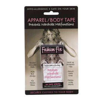 Apparel & Body Tape