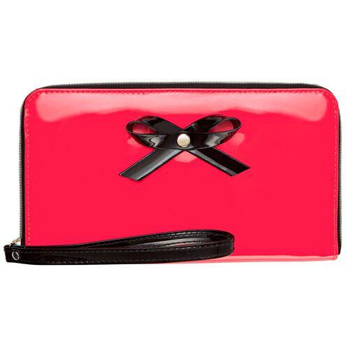 Pink Wristlet Wallet