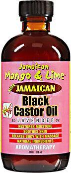 Lavendar Black Castor Oil