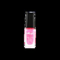 Fave Fuchsia Neon Nail Enamel