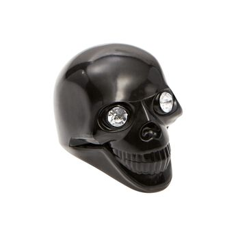 Skull Shaped Black Lipgloss