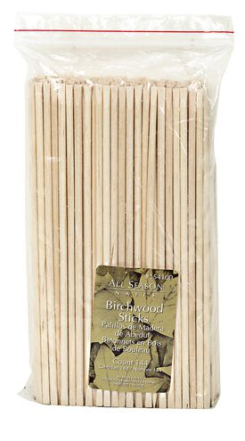 Ultra Birchwood Manicure Sticks 7 Inch
