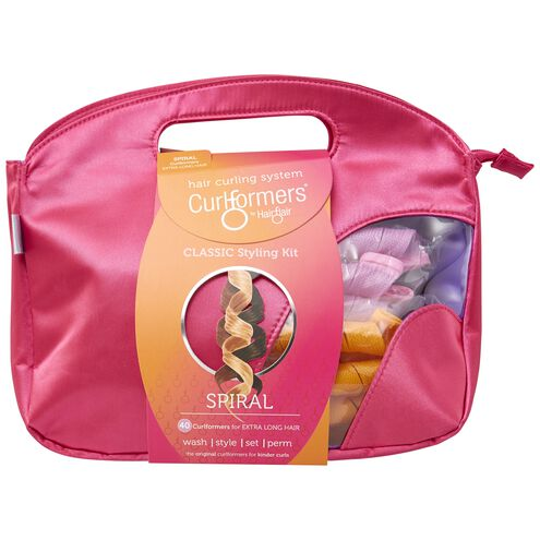 Curlformers Extra Long and Wide 40 Piece Styling Kit