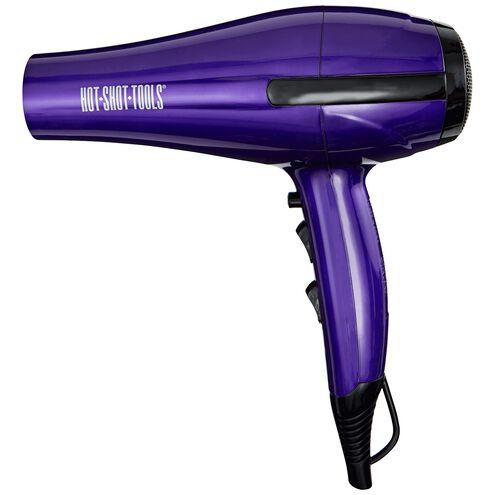 Purple Turbo Ionic Hair Dryer