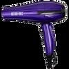 nullPurple Turbo Ionic Hair Dryer