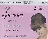 Black Regular Size Hairnet