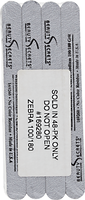 Medium Coarse Zebra Cushion Nail File