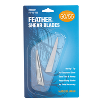 Feather Switch Blade Shear Replacement Blades
