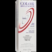 7RC Medium Copper Blonde Permanent Liquid Hair Color