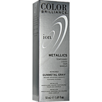 Gunmetal Gray Temporary Liquid Hair Makeup
