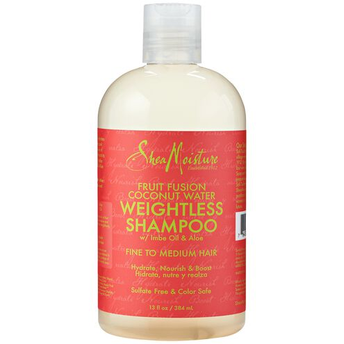 Coconut Water Weightless Shampoo