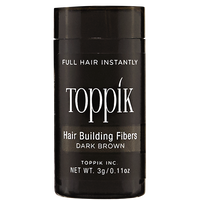 Dark Brown Travel Size Hair Building Fiber