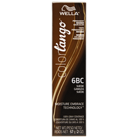 6BC Suede Permanent Masque Hair Color