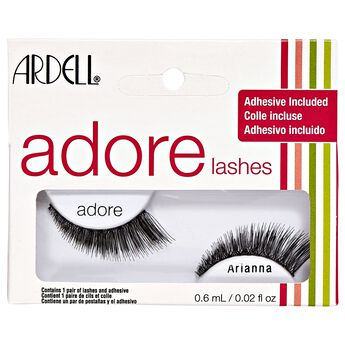 Adore Strip Lashes with Adhesive Arianna