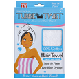 The Orginal White Turbie Twist