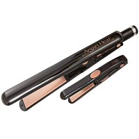 Argan Heat Flat Iron Gift Set