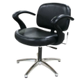 Cella Shampoo Chair with 5-Star Chrome Base