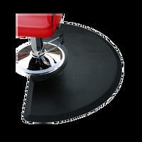 3' x 5' Comfort Craft Classic Polyurethane Mat half Circle