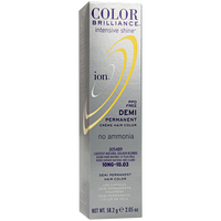 Intensive Shine 10NG Lightest Natural Golden Blonde Demi Permanent Creme Hair Color