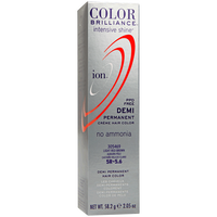 Intensive Shine 5R Light Red Brown Demi Permanent Creme Hair Color