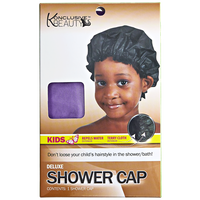 Deluxe Kids Shower Cap