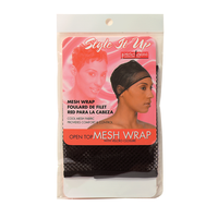 Open Top Mesh Wrap