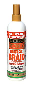 BRX Braid & Extensions Sheen Spray