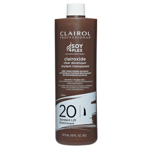Clairoxide 20-Volume Clear Developer 16 oz