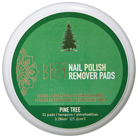 Scented Pine Nail Polish Remover