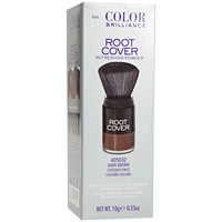 Dark Brown Root Cover Refreshing Powder