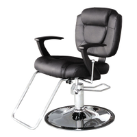 Cachet All-Purpose Chair - Black