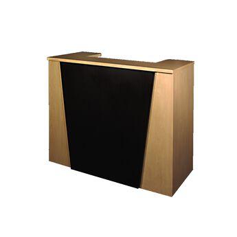 5005 Maple Reception Desk