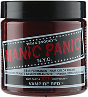 Vampire Red Semi Permanent Cream Hair Color