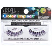 Color Impact Demi Whispie Plum Lashes