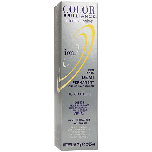 Intensive Shine Demi Permanent Creme Hair Color