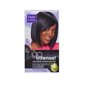 Go Intense Original Black Permanent Hair Color