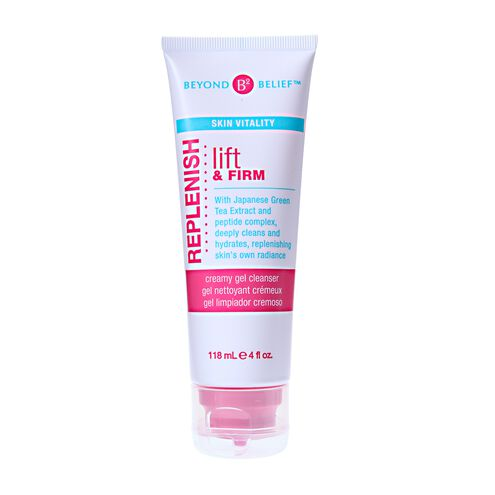 Lift and Firm Creamy Gel Cleanser