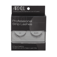 Professional Strip Lashes #109 6pk.