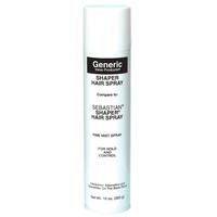LVOC Shaper Hair Spray Compare to Sebastian Shaper Hair Spray