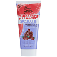Pomegranate and Raspberry Scrub