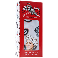 University of Georgia Collegiate Shower Cap