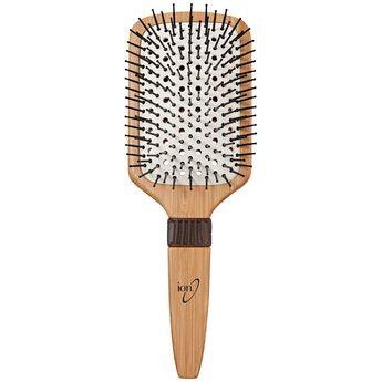 Bamboo Vented Paddle Cushion Brush