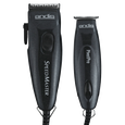 Black Pivot Clipper Trimmer Combo