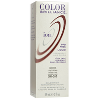 5N Light Brown Permanent Liquid Hair Color
