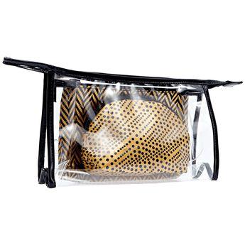 3 Piece Cosmetic Bag