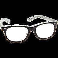 Black Pearlized 2.25 Reading Glasses