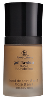 Get Flawless Deep 8 in 1 Foundation
