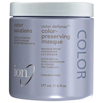 Color Defense Preserving Masque