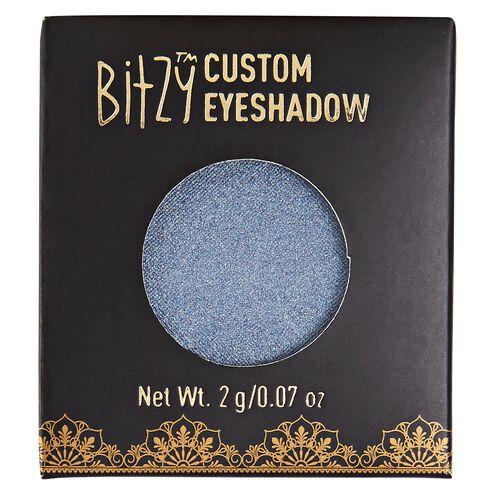 Custom Compact Eye Shadows Blue Frost