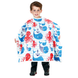 Assorted Kiddie Nylon Styling Cape